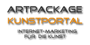 ArtPackage Logo transparent dunkel